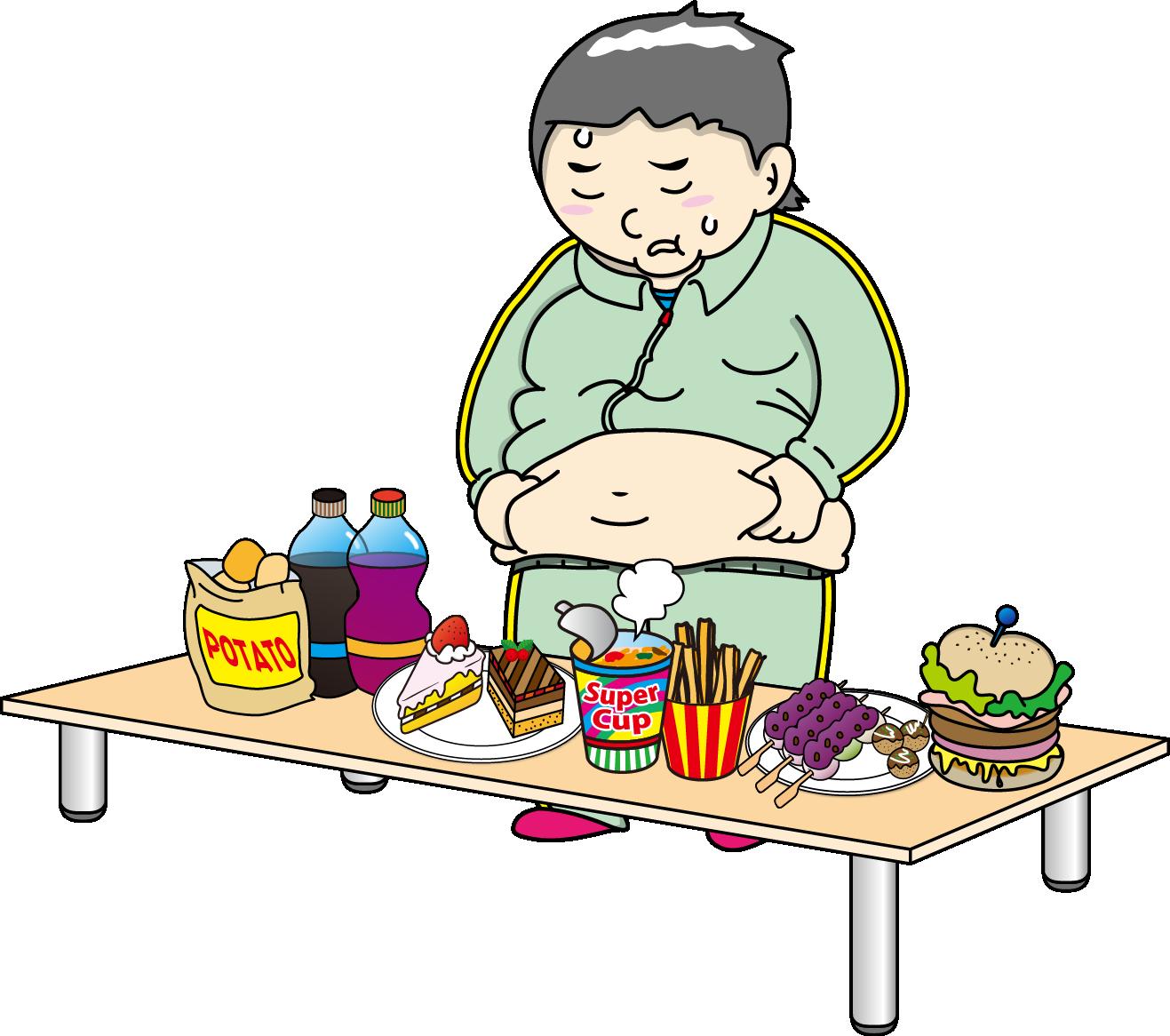ヒトが太るメカニズム | ローカーボ ...